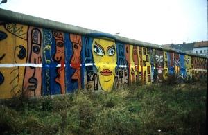 Berliner Mauer - Graffiti